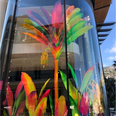 Louis Vuitton Fluorescent Flora