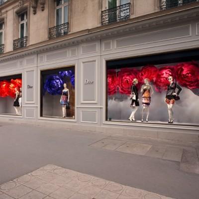 Dior Peonies