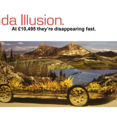 Honda Illusion