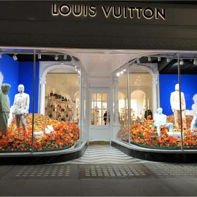Louis Vuitton's Poppies