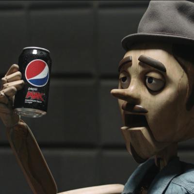 Pepsi Pinocchio