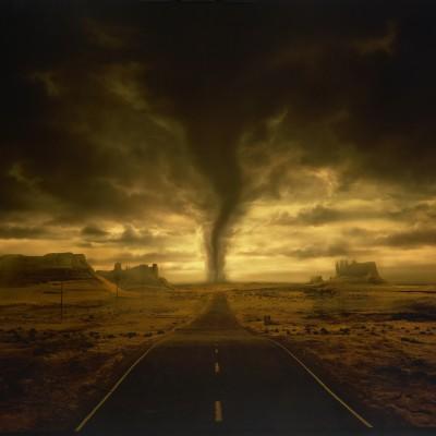 Bourbon Tornado