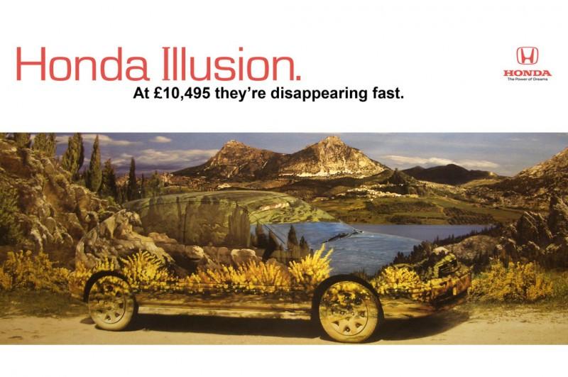 Honda Illusion