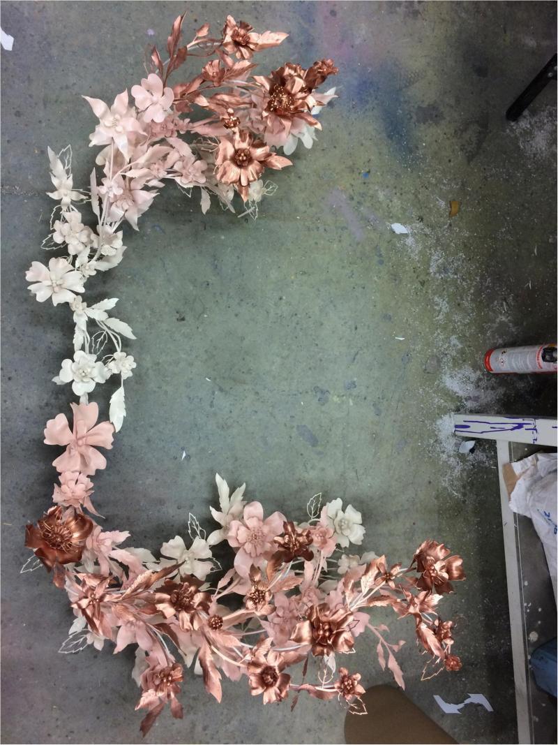 Dior Wreaths