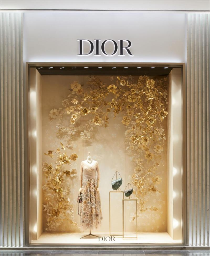 Dior Flower Wreaths
