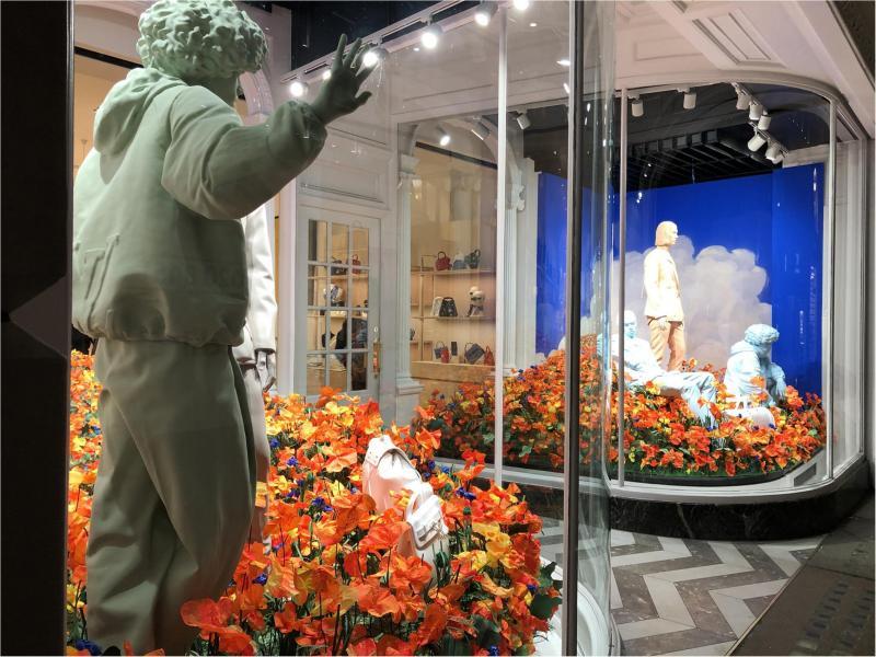 Louis Vuitton's Poppies