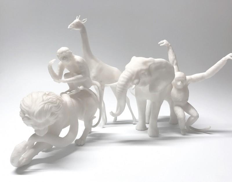 Dior's Wild Animals