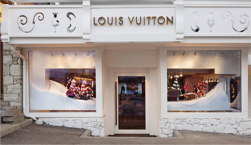 Louis Vuitton Courchevel