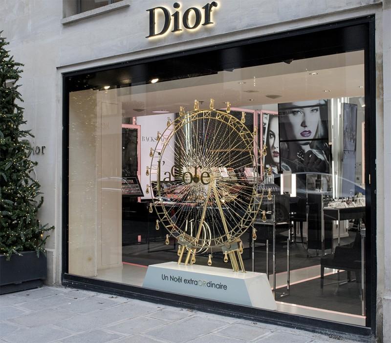 Dior Ferris Wheel