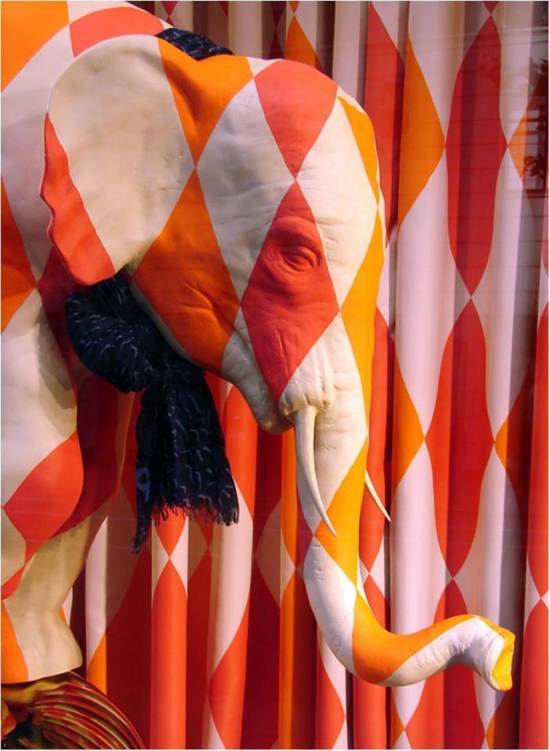 Louis Vuitton Circus