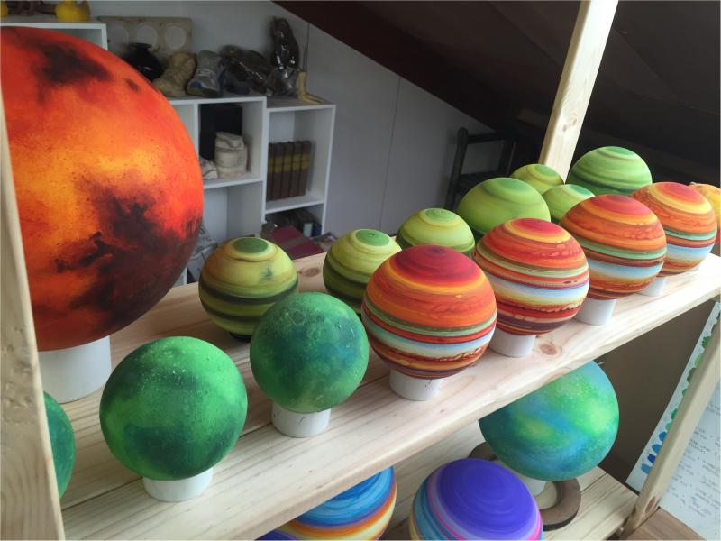 Louis Vuitton Planets